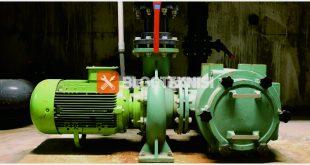 cara mengganti kapasitor pompa air