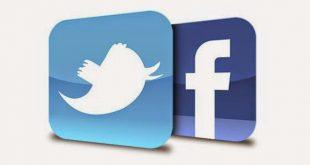 cara menghubungkan akun facebook dan twitter
