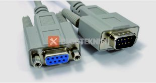 Data dan spesifikasi lengkap Serial Port/Port Serial