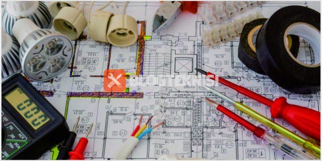 Komponen Perlengkapan Instalasi Listrik