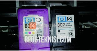 cara mengisi tinta warna printer