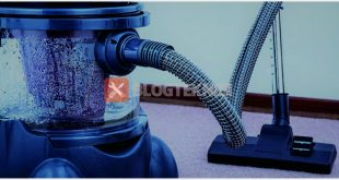 cara kerja vacuum cleaner (alat penghisap debu)