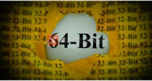 Distinction Between 64-Bit and 32-Bit