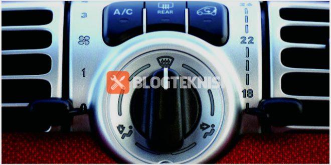 Tips Menjaga AC Mobil Agar Tetap Dingin