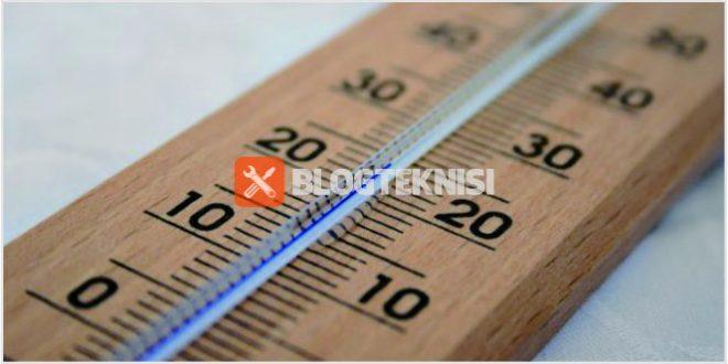 Pengukuran Suhu Konversi (Rumus) Fahrenheit Ke Celcius
