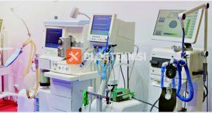 Mengenal alat bantu pernapasan ventilator