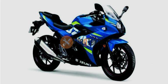 motor sport suzuki 250cc